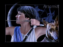 Artemis by iizzard