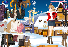 Perfect Christmas - Dressup24h.com by willbeyou