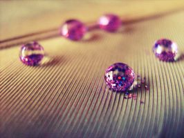 Glitter Drop by MateaLoncar