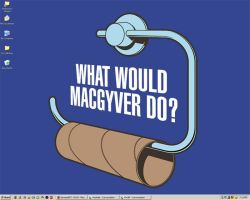 MacGyver by CRUG