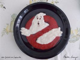 Who you gonna call? by NadienSka