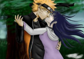 NaruHina - :In Your Eyes: by Ara-from-MARS