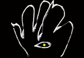Shadow Hand by Crossroadsghost