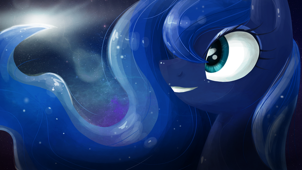 PRINCESS OF THE NIGHT by UglyTree
