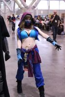 Pax East 2012: Female Malzahar by nerd-princess