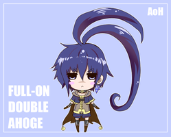 AoH: Double Ahoge by ainokiseki