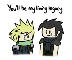 My Living Legacy~ by Goobster180