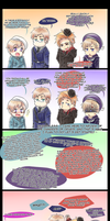 Hetalia - The Nordics On Drugs by JustMeBeingADork