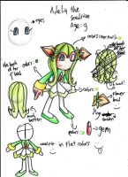 adelia the seedrian by sonicandsora25