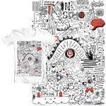 Threadless's Doodles Challenge by pikarar