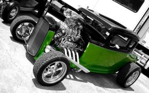'31 Ford Highboy by bkueppers