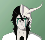What Ulquiorra does when you don't look. (Gif) by TolkienOP