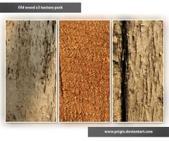 old wood texture pack by prigix