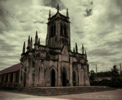 Unknown church II_by_roktune by Roktune