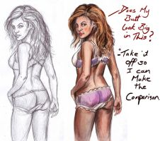 4facer pin-up by AdrianNagorski