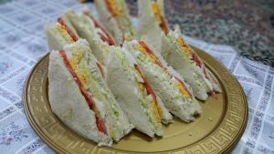 Club Sandwiches  by Shaani003