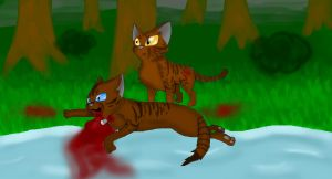 A Prophecy Fulfilled: Blood by Wavestorm101