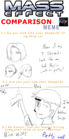 Mass Effect Meme by LittleMissSnipe