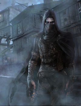 Thief cover pitch by I-GUYJIN-I