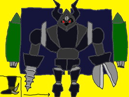 Death Getter Robo 2 by conlimic000