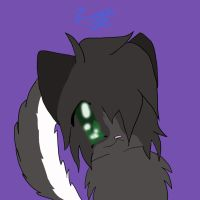 Zora...My first tablet Drawing by Riaka-the-Cat