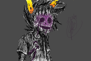 Gamzee by Chi-the-Cutie