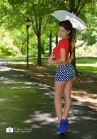 A Walk in the Park by E-Davila-Photography
