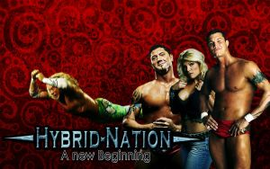 Hybrid-Nation Wallpaper by pacoelaguadillano