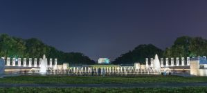 World War II Memorial by ThatAzianGuy