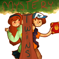 Mystery Twins by XxLuna-EclipseXx