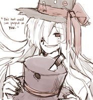 Mad Hatter [ OC ] by Nanamichiii