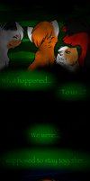 |TSC| {What happened...?} by TheUntamedArtist