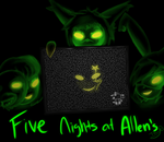 [DGMxFNAF] Five Nights at Allen's by TheTrampsy