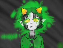 Nepeta Sadstuck Thingy I Made by EmptyCarnival