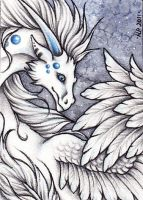 ACEO Trade: LaFyders by Agaave