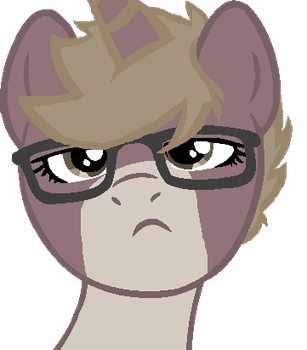 Hipster Madon by Onelai