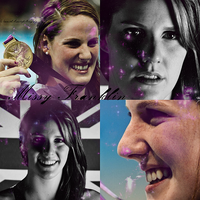 Missy Franklin by komapantalones