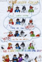 AND LATE COMIC TO BOOT by Wandering-wolves