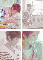 Man In Love - Sungyeol by sayhellotothestars