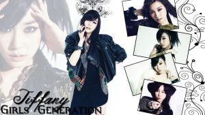 SNSD Tiffany Wallpaper by ForeverK-PoPFan