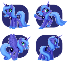 Young Luna by CTB-36
