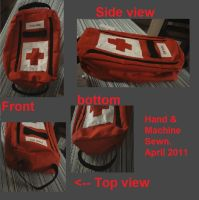 Left 4 Dead Med Kit by Malice-Ghoststar