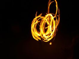 Fire Show 03 by K1ku-Stock