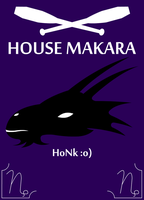 House Makara sigil by adrius15