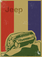 jeep by istarlome
