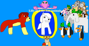 Lilly and the Zoo Animals by jacobyel