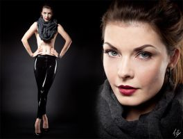 Latex and Knitwear by TzR