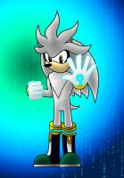 5. Silver the Hedgehog by DreamBex