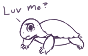 Freaking Turtle by Crystal-Comb
