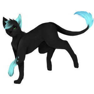 .: COMISSION TO MintyCatwolfDA :. by Sacred-Heartt